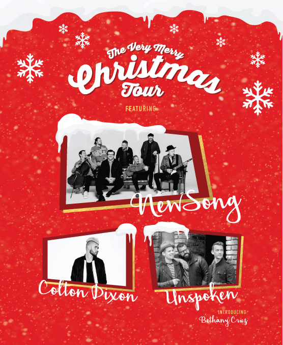 Newsong's Very Merry Christmas Tour 2018