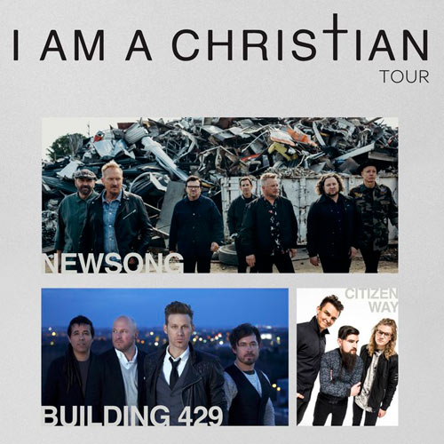 Newsong's I Am a Christian Tour